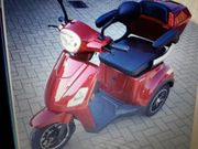 Elektro-Dreiradmobil