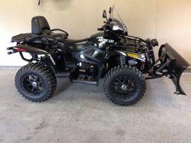 Quads, ATV  (All Terrain Vehicles) - Arctic Cat 700 EFI TRV
