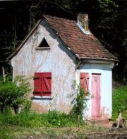 Freistehendes Haus