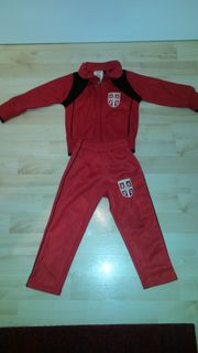 Kinder Jogginganzug Serbisch