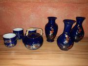 Chinesisches Vasenset Chinesische Vase Vasen