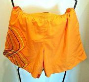 Reebok Badehose Short - orange - Größe