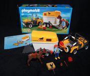 Pferdetranssporter Playmobil 3249