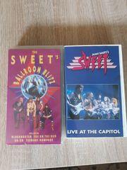 Videocassetten Sweet