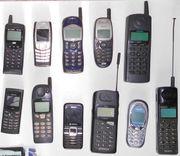 GSM Handys SONY SAGEM TRIUM