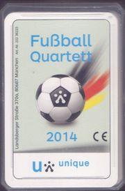 Fußballquartett 2014 WM