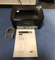SamsungML-1665 - Laserdrucker Drucker GUT