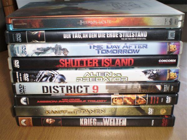 Zwei-DVD-Player-DVD s