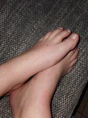 Fußbilder Fetischbilder