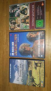 Dvds zu urzeitlichen Themen