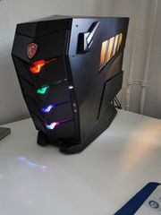 MSI Aegis X3 Gaming PC