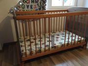 Kinderzimmer Babybett Kleiderschrank Wickelkommode