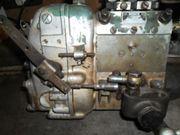 Einspritzpumpe für Oldtimer Deutzmotor
