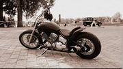 Yamaha Drag Star 650 Bobber