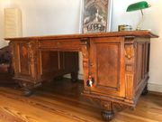 Antiker Schreibtisch. Wunderschön