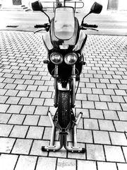 Suche günstiges Motorrad