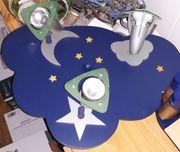 Zwei Kinderzimmer-Lampen abzugeben