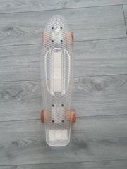Penny Board von Firefly durchsichtig