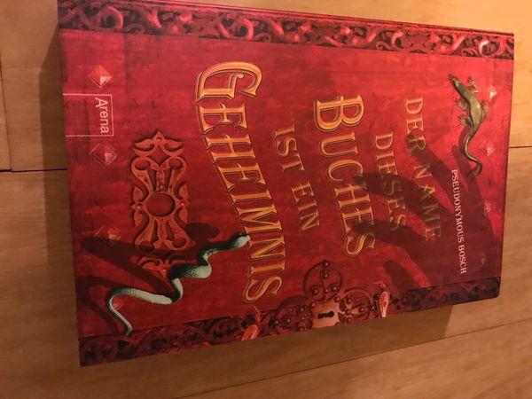 Buch Der Name dieses Buches