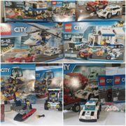 Lego City Polizeisammlung-60128 60138 60139