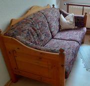 2er Sofa Zweisitzer Landhausstil