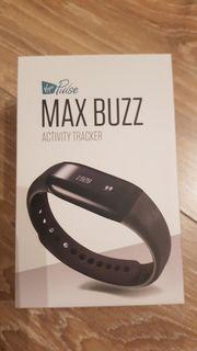 Max Buzz Activity Tracker
