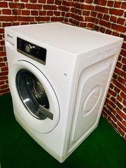Eine Waschmaschine von Bauknecht 8Kg