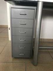 Ikea Bürocontainer Rollcontainer Büroschrank HELMER