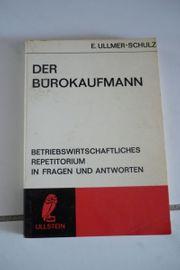 Buch Der Bürokaufmann