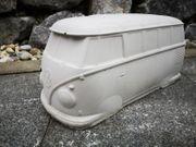 VW Bulli aus Beton
