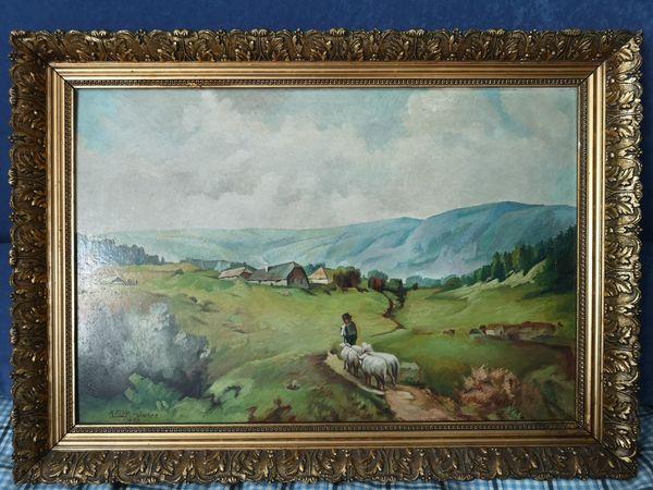 Gemälde von K Filip