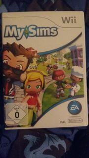 My Sims Wii Neuwertig