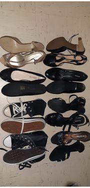 Schuhe Gr41 8Paar