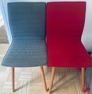 5 Stühle zu verschenken