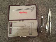 Grundausrüstung für das Zeichnen in