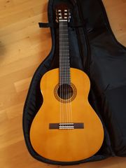Klassikgitarre 3 4 Yamaha CS40