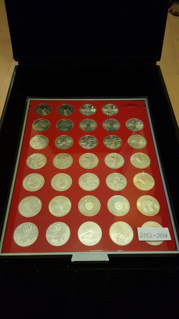 10 Euro Münzen