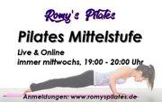 Pilates - Kurs für pilatesbegeisterte - Online
