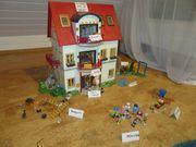 Playmobilhaus 4279 mit zusätzlichem Stockwerk