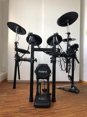 Roland TD11 V-Drums Komplettes Set