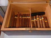 Humidor für Zigarren