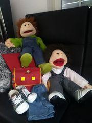 Living Puppets - Handpuppen - für Pädagogen