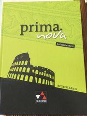 Prima Nova Latein lernen Begleitband