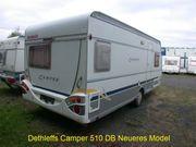 Dethleffs Camper 510 DB Gepfl