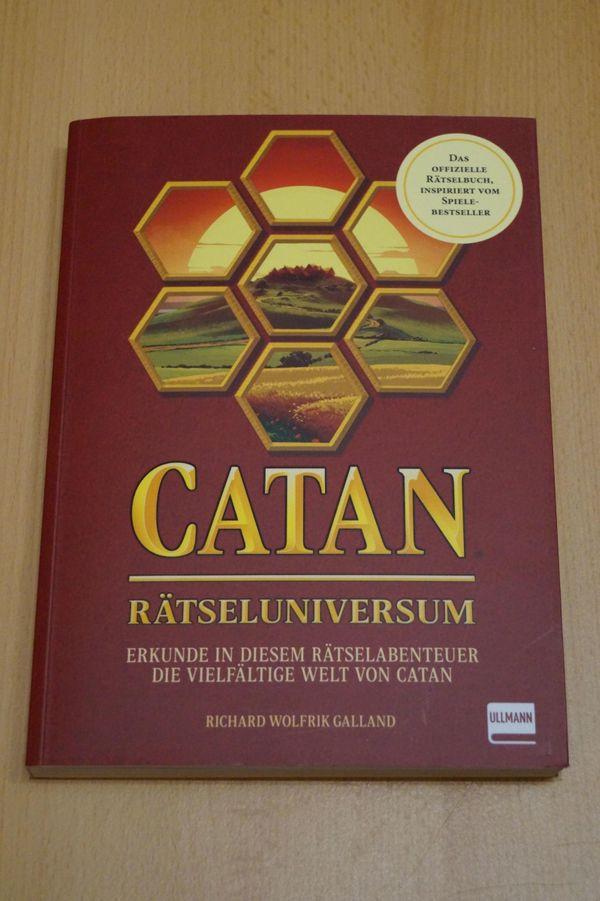 Rätseluniversum: Catan - Mit 100 Rätseln aus der Siedler Welt