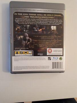God of War 3 Bluray: Kleinanzeigen aus Leipzig Zentrum - Rubrik PlayStation 3