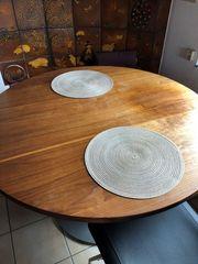 Venjakob MY HOME Massivholztisch rund