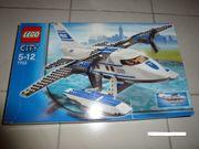 LEGO City 7723 Wasserflugzeug Polizei
