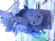 Steyr 180 Motor im ganzen