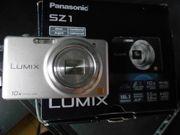 Kompakt- Digitalkamera PANASONIC-